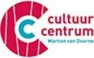 Logo van Cultuurcentrum Martien van Doorne