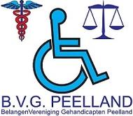 Logo van BVG Peelland